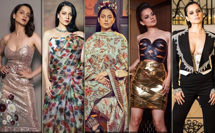 5 Times Kangana Ranaut Shut Everyone With Her Bold Fashion & Not Her Tweets