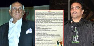 50 yrs of YRF: Aditya Chopra remembers father Yash Chopra