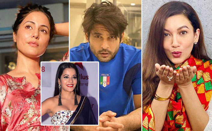 Bigg Boss 14: Monalisa CLARIFIES The Reports Of Shooting A Promo With Gauahar Khan, Hina Khan, Sidharth Shukla