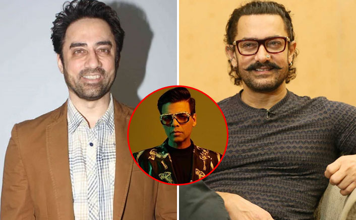 """Aamir Khan's Brother Faisal Khan Calls Out Karan Johar For Misbehaving With Him: """"He Insulted Me When…"""""""