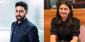 "Abhishek Bachchan Replies A Troll Who Compared Him To Prachi Desai: ""Her Work Speaks For Itself"""
