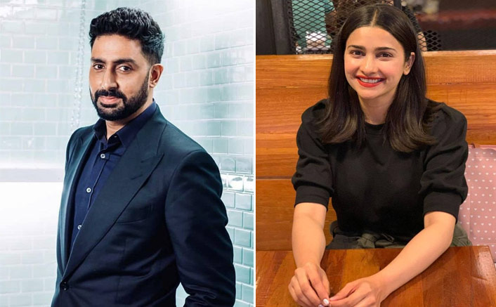 Abhishek Bachchan PERFECTLY Replies To A Troll Who Compared Him With Prachi Desai Under The Nepotism Debate