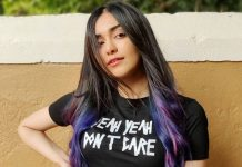 Adah Sharma on why martial arts training finds few takers