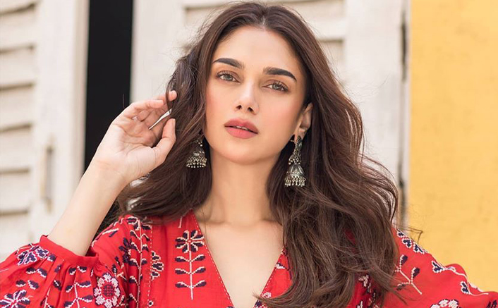 "Aditi Rao Hydari On Nepotism: ""I Don't Like To Consider Myself An Outsider"""