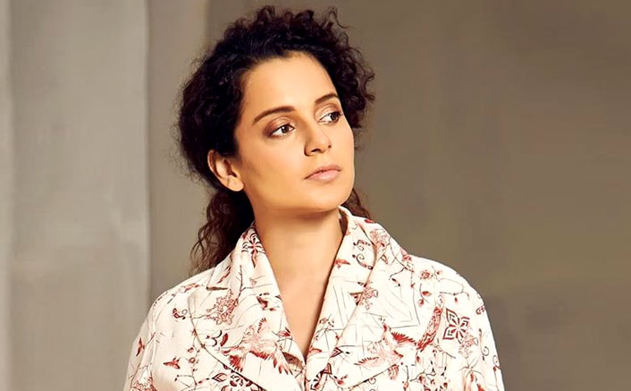 Kangana Ranaut Is At It Yet Again! Compares Mumbai To Taliban