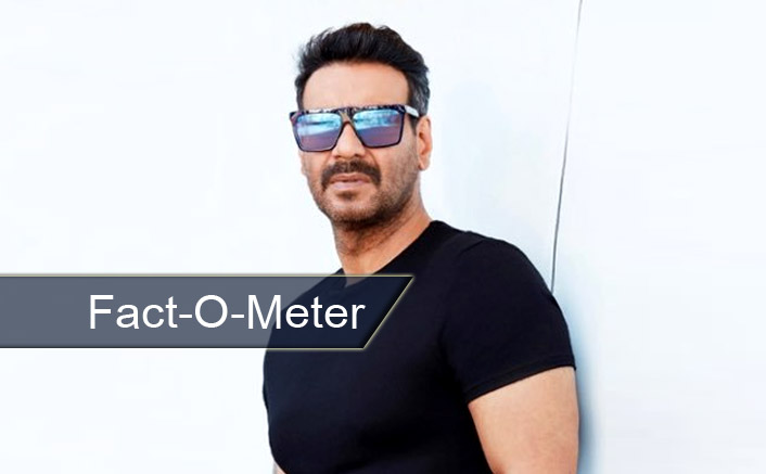 Ajay Devgn Has Won National Awards For 2 Films & Both Of Them Were Huge Theatrical Flops - [Fact-O-Meter]