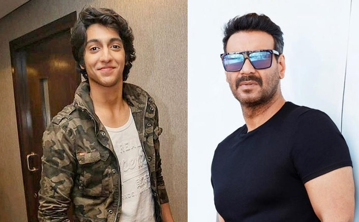 Ajay Devgn to Play A Negative Role In Ahaan Panday's Debut Film With YRF?(Pic credit: Instagram/ahaanpandayy, Facebook/Ajay Devgn)
