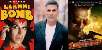 Akshay Kumar Announces Laxmmi Bomb For Diwali But What's Up With Sooryavanshi?