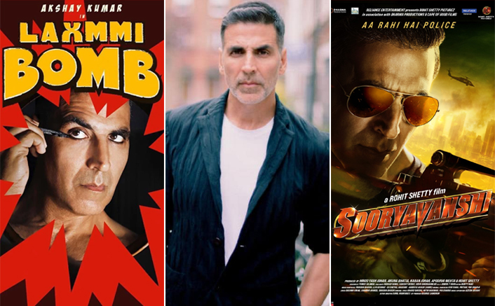 Akshay Kumar Announces Laxmmi Bomb For Diwali But What's Up With Sooryavanshi?
