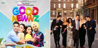 Akshay Kumar & Kareena Kapoor's THIS Scene In Good Newwz Was Inspired From FRIENDS