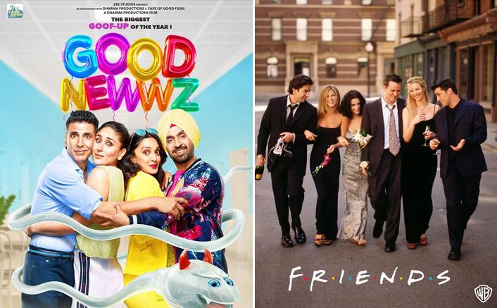 Akshay Kumar & Kareena Kapoor's THIS Scene In Good Newwz Was Inspired From FRIENDS