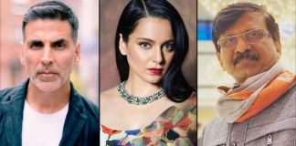 Akshay Kumar Questioned By Sanjay Raut For His Silence On Kangana Ranaut's POK Comment