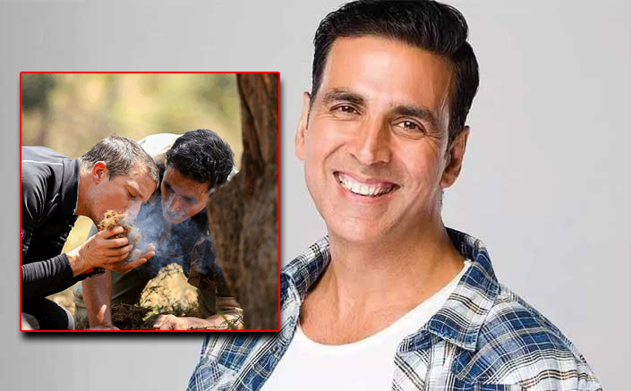 "Akshay Kumar Shares A Picture Of Bear Grylls Cooking, Giving Us The Proof That ""Rasode Mein Bear Tha"""