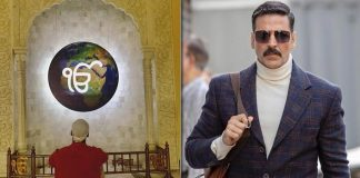Akshay Kumar takes break from 'Bellbottom' shoot, visits Gurudwara in UK
