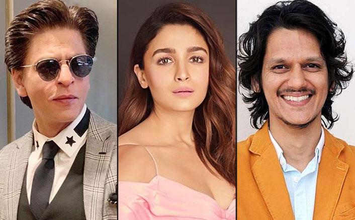 Alia Bhatt To Star Alongside Gully Boy Actor Vijay Varma Under Shah Rukh Khan's Banner!