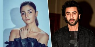 Alia Bhatt wishes B'day boy Ranbir Kapoor with red heart emoji