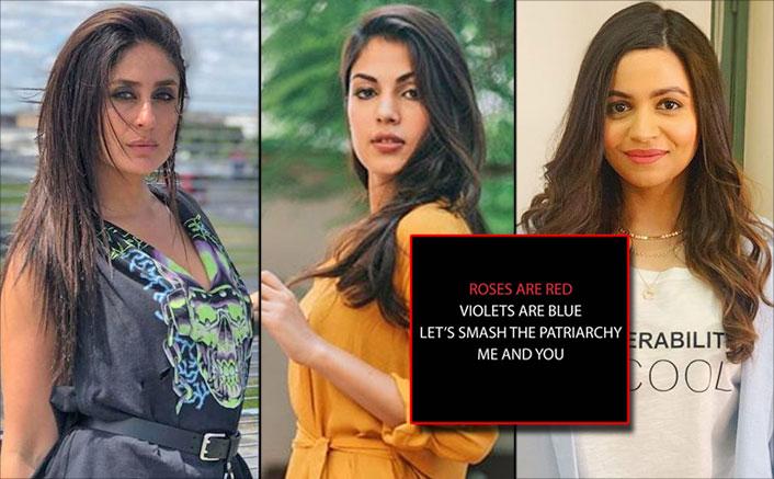 Alia Bhatt's Sister Shaheen & Kareena Kapoor Khan Join Other Celebs To Seek Justice For Rhea