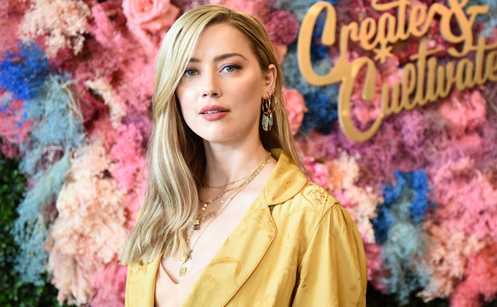 Amber Heard Bares It All In Her Latest Photoshoot Flaunting Her Ni**les & Midriff; Netizens Go Haywire!
