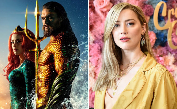 Amber Heard CONFIRMS Being A Part Of Aquaman 2? Opposes Johnny Depp In $50 Million Suit