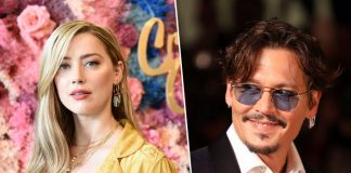 Amber Heard Wants Johnny Depp To Attend $50M Defamation Case Trial That He Started