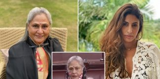 Amid Jaya Bachchan's Speech, Daughter Shweta Nanda's Alleged Drunk Video Goes Viral, WATCH