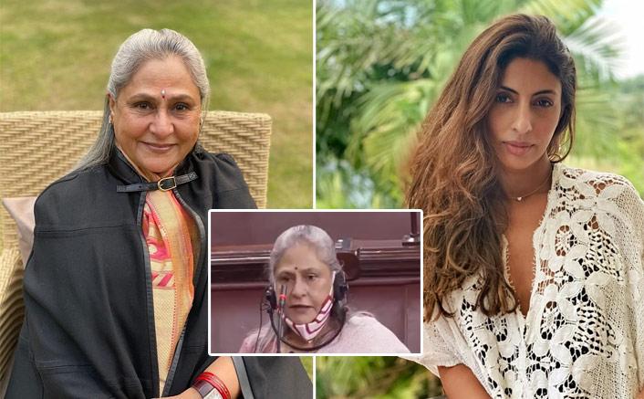 Amid Jaya Bachchan's Speech, Daughter Shweta's Alleged Drunk Video Goes Viral, WATCH