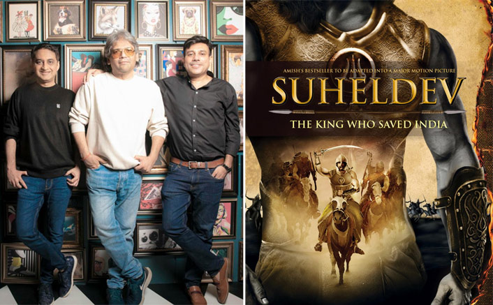 Amish's Bestseller 'Suheldev - The King Who Saved India' To Be Made Into A Major Feature Film