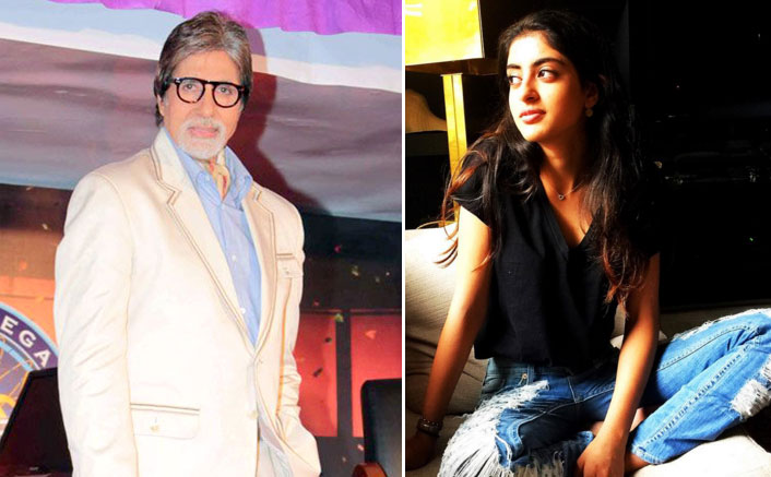 Amitabh Bachchan's Granddaughter Navya Naveli Opens Up On Her Anxiety Issues &  Seeking Therapy, VIDEO Inside!