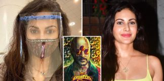 Amyra Dastur flies off to Chennai to shoot film with Prabhudeva