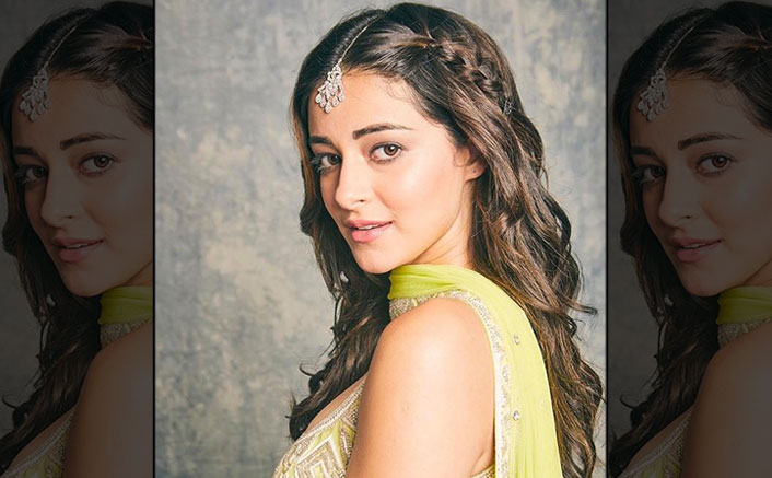 Ananya Panday spreads positivity with her new post