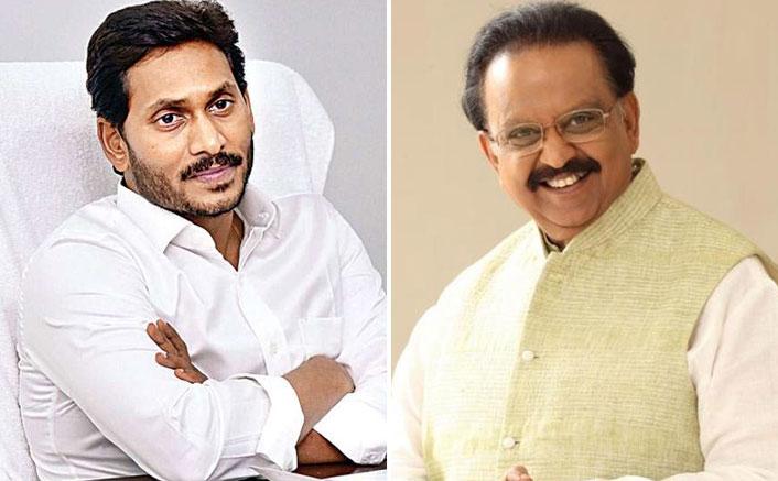 Andhra CM Y.S. Jagan Mohan Reddy Requests Bharat Ratna For SP Balasubramanyam