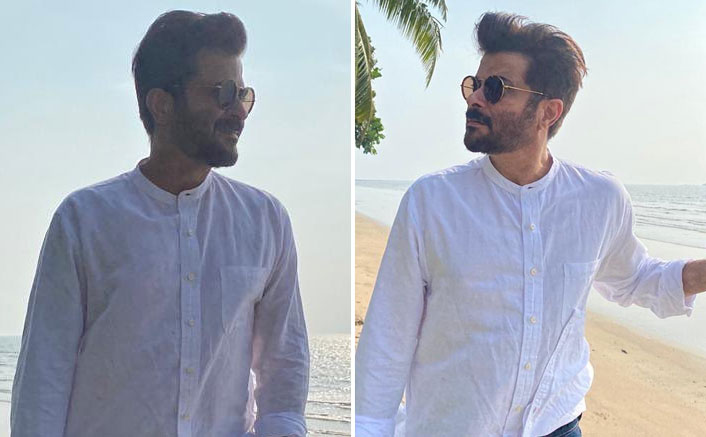 Anil Kapoor enjoying weekend getaway in Alibaug