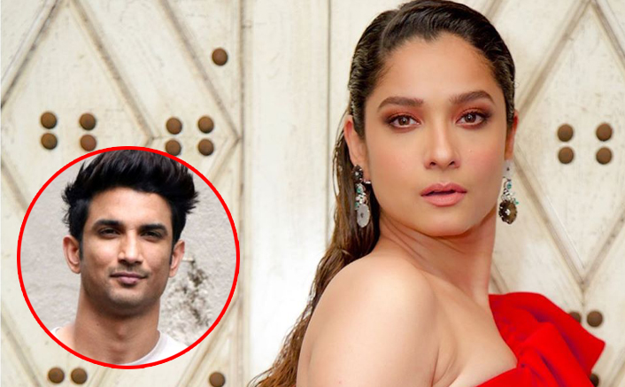 Ankita Lokhande Schools Fan For Sharing Sushant Singh Rajput's Last Rites' Video!