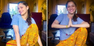 Ankita Lokhande Trolled For Wearing' Om' Printed Palazzos, Netizens Find it Disrespectful