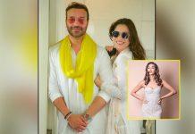 Ankita Lokhande's Boyfriend Vicky Jain Shares A Bold Message Post Her Spat With Shibani Dandekar