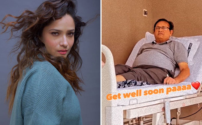 Ankita Lokhande's Father Hospitalised; Actress Prays For Speedy Recovery