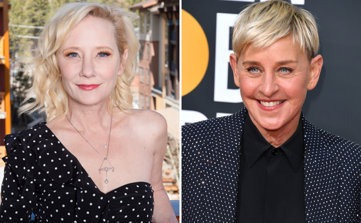 """Anne Heche On The Effect Of Her Relationship With Ellen Degeneres: """"Both She And I Were Fired That Week"""""""
