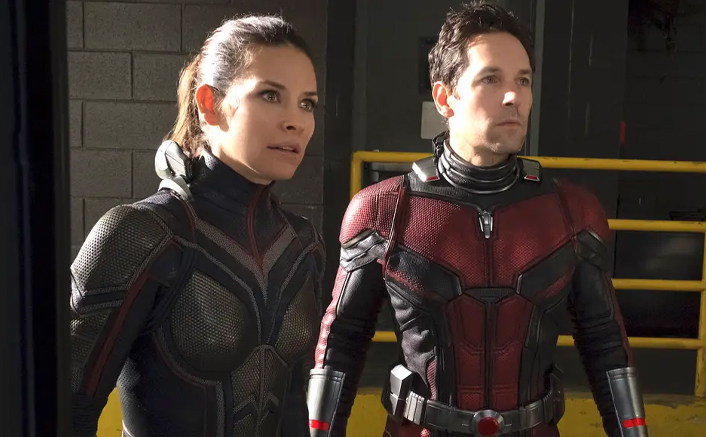 Ant-Man 3 SUIT-UP! Paul Rudd 'Scott Lang' & Evangeline Lilly 'Hope Van Dyne' To Get New Costumes?