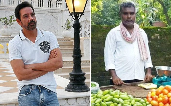 Anup Soni Helps Balika Vadhu's Assistant Director Who Is Selling Vegetables For His Living(Pic credit: Instagram/anupsoni3)