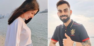 Anushka Sharma Embraces Her Baby Bump But Virat Kohli Steals The Thunder!