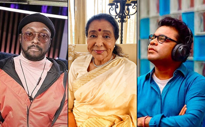 AR Rahman In Conversation With will.i.am: Asha Bhosle Influences & Inspires Black Eyed Peas' Member