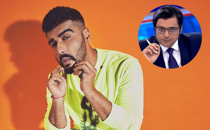 Arnab Goswami Calls Arjun Kapoor 'A Small-Time Actor', Netizens Can't Process That! (Pic credit: Instagram/arjunkapoor)