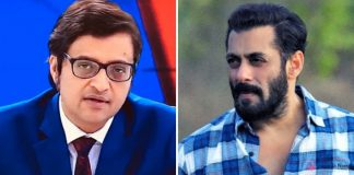 Arnab Goswami Calls Out Salman Khan For His Silence, Twitterati Remind The Anchor That He Once Confessed He Is Khan's Total Fan
