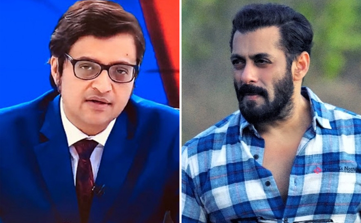 Arnab Goswami SLAMS Salman Khan For His Silence, Twitterati Remind The Anchor About His Confession Of Being Superstar's Fan!