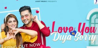 Ayush Talniya's New Video Song Love You Te Duja Sorry Is All We Need To Listen This Lockdown!
