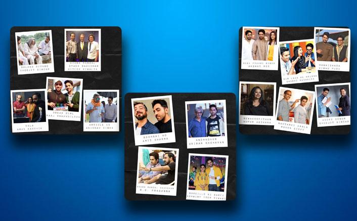 Ayushmann Khurrana Is Thankful To All His Directors On 'World Gratitude Day'