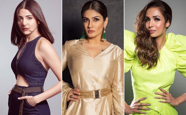 Anushka Sharma To Malaika Arora, Actresses Who Turned Into Lockdown Beauty Experts!