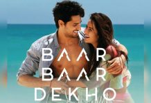 Baar Baar Dekho turns 4: Sidharth Malhotra looks back