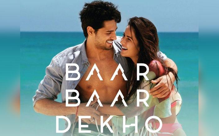 Sidharth Malhotra Gets Nostalgic About Baar Baar Dekho As It Completes 4 Years