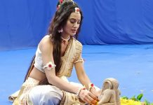 Bappa bhakt Heena Parmar on working in TV show 'Vighnaharta Ganesh'